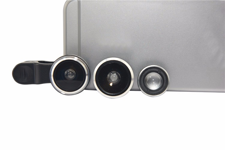 Cell Phone Accessory lens camera phone 3d Lens For iPhone 6s