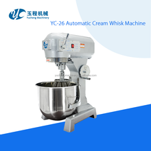 YC-25 Automatic High speed Biscuit cookies Dough mixer dough beater Machine