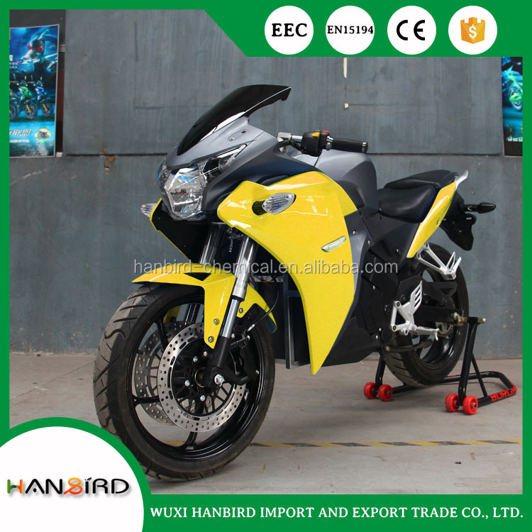 HANBIRD racing motorcycles manufacturer with 3C CE E-mark aproved