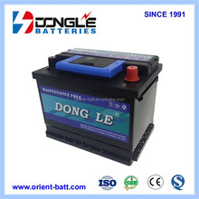 L2-400 Super Cranking Power Center High CCA 12V 60Ah Auto Battery