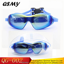Factory price high quality Waterproof swim Glasses funny swimming goggles for adult