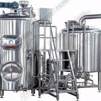 Beer Equipment For Micro Brewery