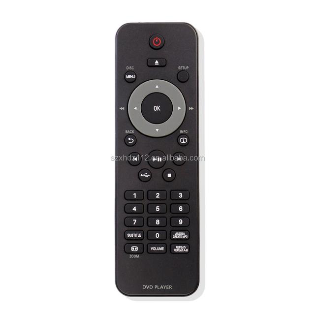 New Remote Control fit for Philips DVD Player DVP5960 DVP5980 DVP3120 DVP3020 DVP3040