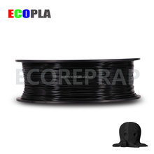 2017 Welding Rods ABS 3D printer printing filament ABS PLA black 1.75/3mm