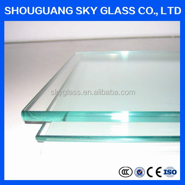 2-12mm Polished Clear Float Glass Wholesale