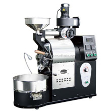 Qualified commercial gas heating coffee roaster machine