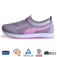 China oem design fashion deal womens ladies lightweight laces jogging shoes on sale