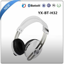 High quality noise cancelling over head silent disco headphones wireless headphones low price
