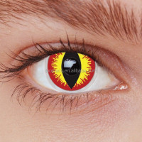 Promotion Crazy Contact Lens halloween lenses cosplay crazy contact lens