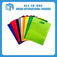 wholesale reusable colorful shopping bag