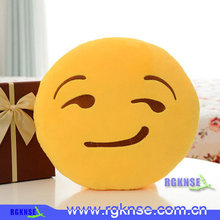 2016 funny product poop plush emoji pillow expression pillow