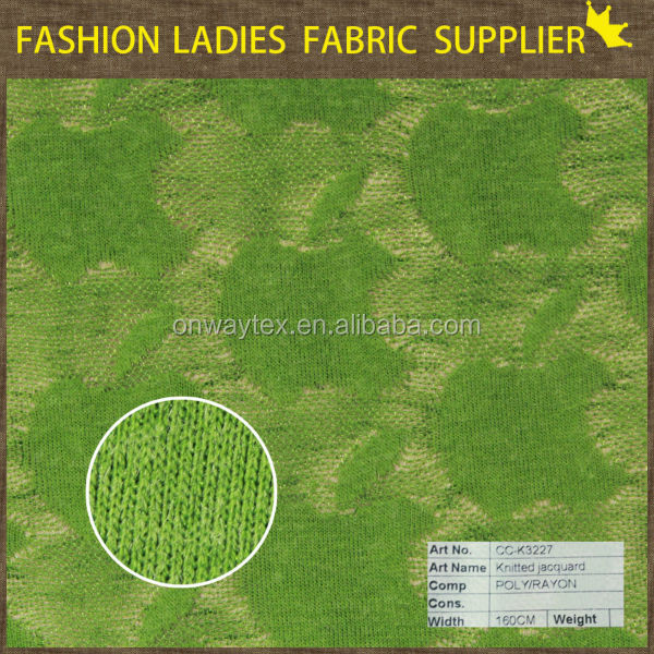 Design for iphone 6 warp knit polyester fabric rayon knit fabric raschel knit fabric