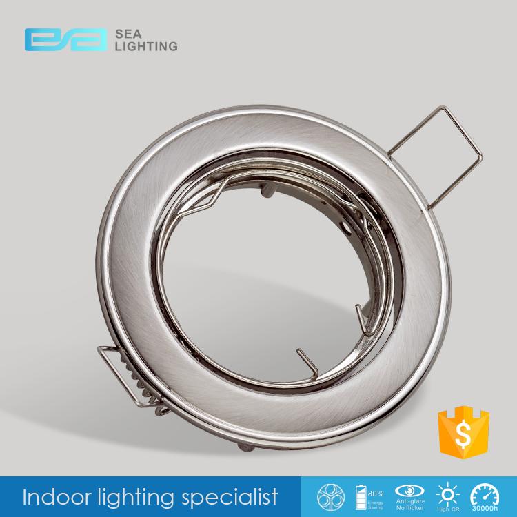 Gu10 Led Ceiling Light Fixture: Square Led Recessed Light,Ceiling Lamp Fixture Parts,Gu10