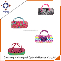 Special hot new products for leather sunglasses case with plastic handle