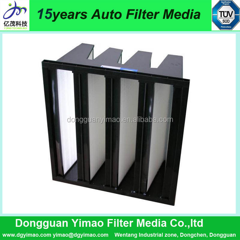 Aluminum Alloy High Efficiency Air Filter Raw Material, filter bag