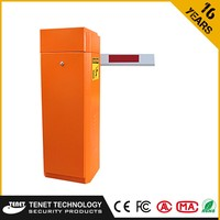 Tenet Parking Manual Barrier Gate Car Park Barriers For Parking Access Control RFID System with remote controllers