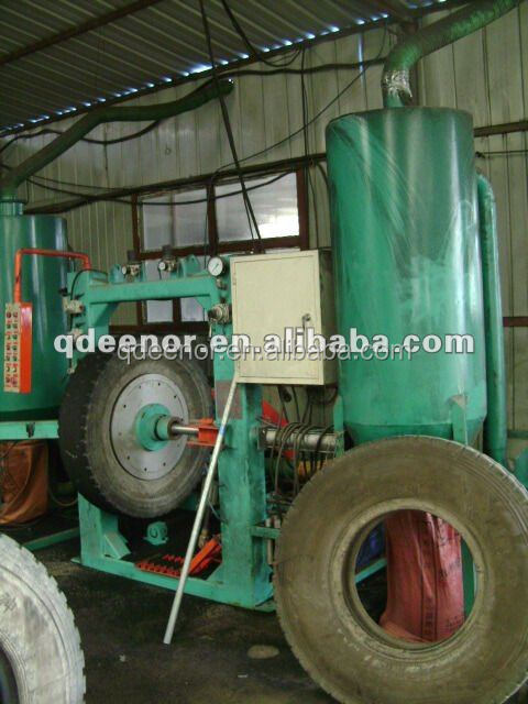 Full Automatic Hot Retreading Equipment / Used Tire Machine