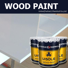 white polyester primer matching high gloss polyurethane topcoat for MDF board