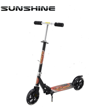 Wholesale cheap stand up sinski large kids scooter
