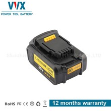 20V 4.0ah Li ion Battery for Dewalt