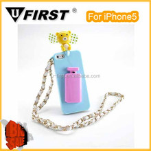 Unique craft gift PC sublimation phone case for iphone5