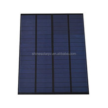 5W Epoxy Solar Panels Mini Solar Cells Polycrystalline Silicon Solar DIY Solar Module Small Solar