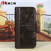 Genuine leather mobile phone case for Iphone6