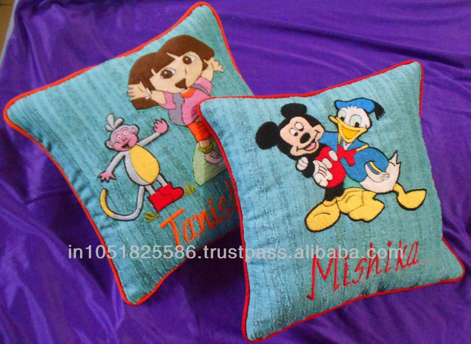 Cushion Covers with Theme