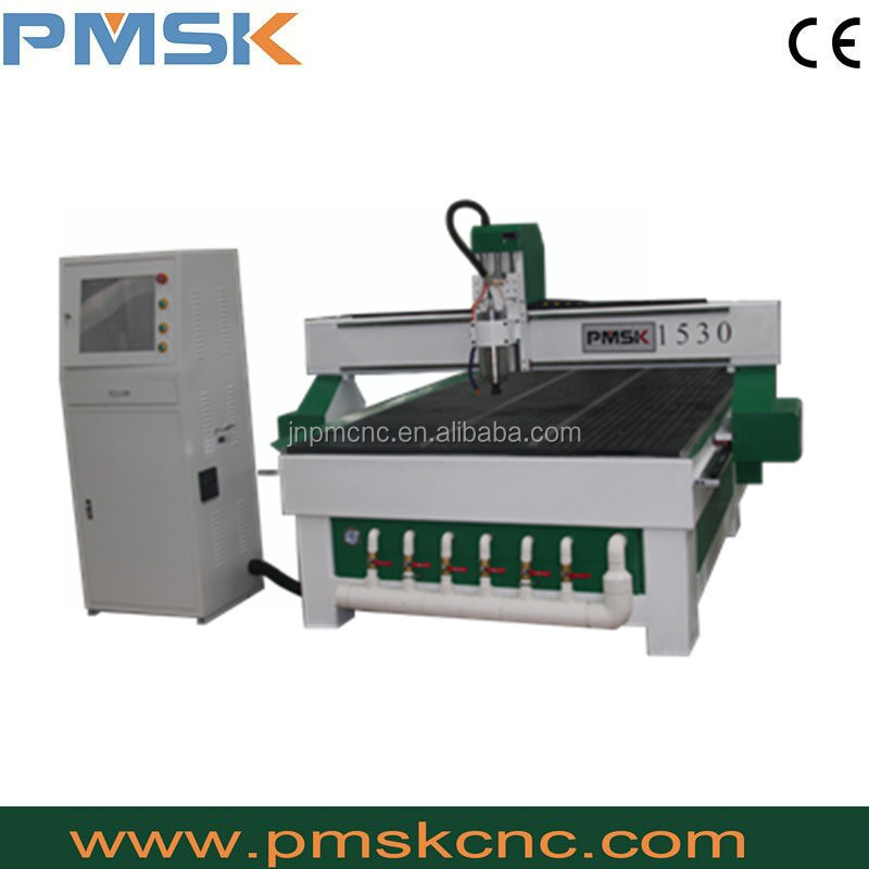 Jinan top brand used woodworking machines for sale uk for wood,foam,plastic PMSK 1530