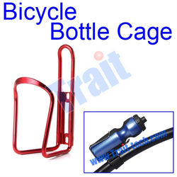 Aluminum Bicycle Handlebar Water Bottle Cage Bike Bottle Cages