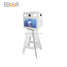 Canon Photo Kiosk Machine Hot Sale Various Special Effects Green Screen Photo Booth