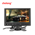 7 inch Car TFT Display 2ch Video LCD Monitor Screen support rear view camera