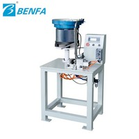 BFZT-A Air pressure 0.3-0.5MPa Assembly speed precision air conditoning hose assembly machine