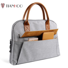 Carrying sleeve case bag handle oxford fabric 14 Inch 15 Inch laptop messenger bag for Apple Macbook Air Pro