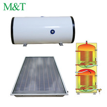 Stainless-steel SUS304, 316L,duplex central heating system for home solar hot water storage tank price