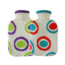 plush hot water bottle
