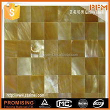 Chinese factory river mother of pearl tiles with crack pattern