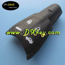 After market key smart for SAAB key four button 433mhz SAAB remote key