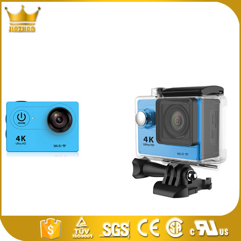 action camera sj 4000 4K WIFI 1080 with Waterproof frame