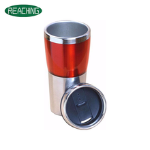 Stainless Steel Tumbler Cups, Hot Cold Coffee Mug Coffee Tumbler