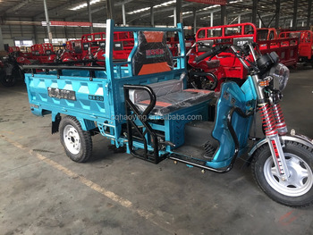 Rusi Top Sale Used Cargo Tricycle Tvs Motorcycle In Ethiopia (Model: HY150ZH-2X)