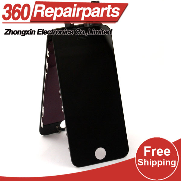 Wholesale original digitizer <strong>LCD</strong> for iphone 5S <strong>LCD</strong> assembly