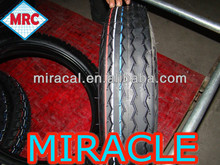 Three Wheel Motorcycle Tyre / Tricycle Tire 5.00-12