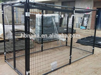 Metal large Dog Kennels wholesale