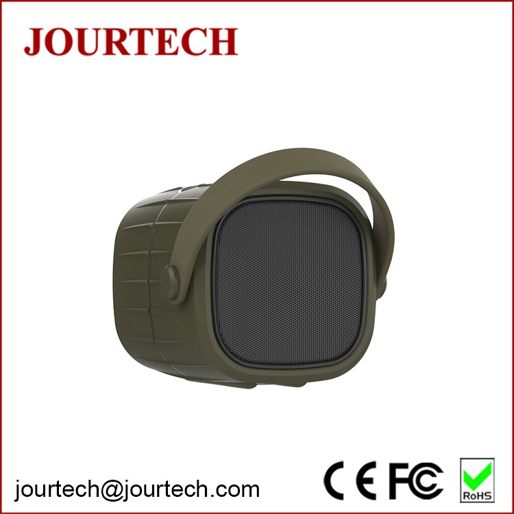 China factory waterproof outdoor led light speaker bluetooth with powerbank