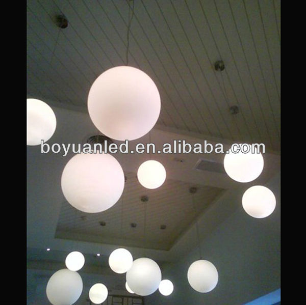 Holiday Party Events Decoration LED Light Illuminated Ball