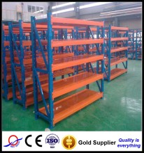 Low Cost Adjustable Heavy Metal Shelving for Warehouse Store & Supermarket Supplies