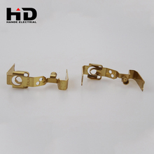 Custom making small metal stamping parts connector fitting