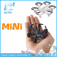 BINGO MJX X901 2.4G Mini RC Drone Hexacopter 6 Axis Gyro RTF UAV 3D Roll G-Sensor Control Headless Helicopter Smallest Aircraft