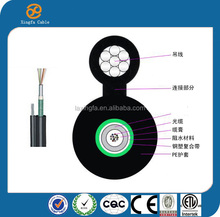 High quality outdoor optical fiber cable GYXTC8S(S) optical audio cable/optical fibre cable